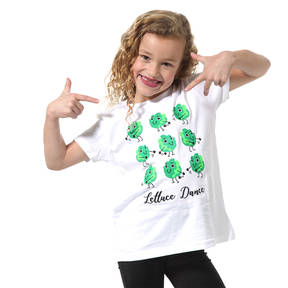 Youth Lettuce Dance Tee