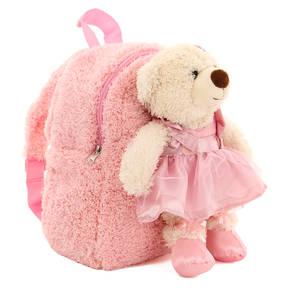 Ballet Bear Bag