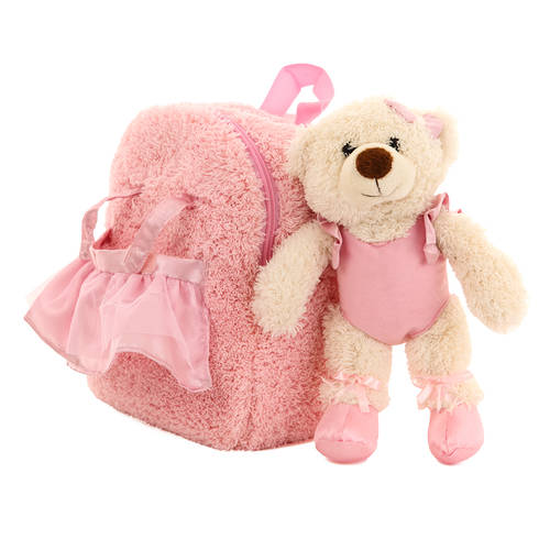 Ballet Bear Bag : LD1243