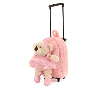 Roller Ballet Bear Bag