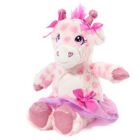 Pink Ballet Giraffe