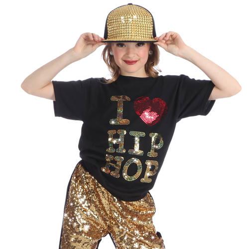 I Love Hip Hop Tee : LD1270