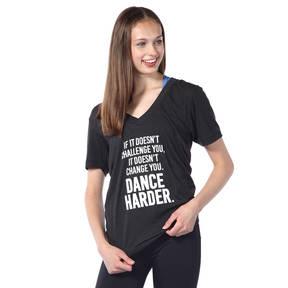 Dance Harder V-Neck