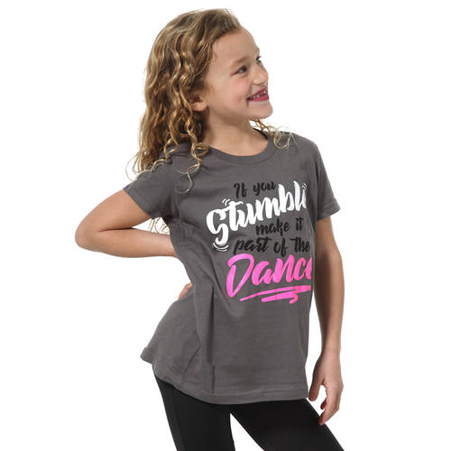 Youth If You Stumble Make It Part Of The Dance Tee : LD1281C