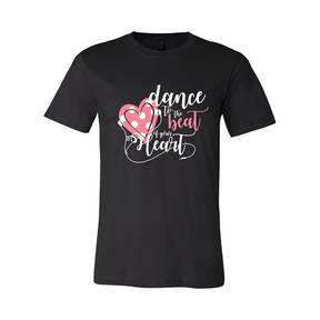 Youth Dance To The Beat Of Your Heart Tee