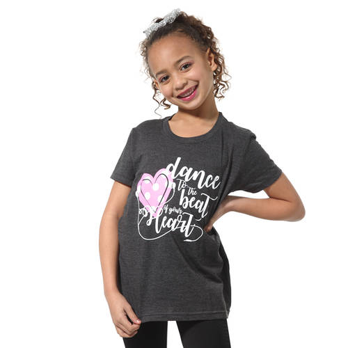 Dance To The Beat Of Your Heart Tee : LD1282