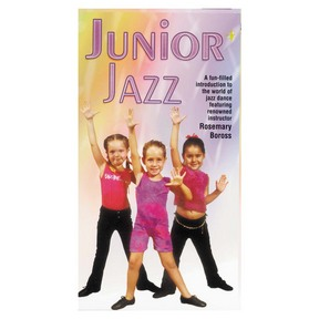Junior Jazz DVD
