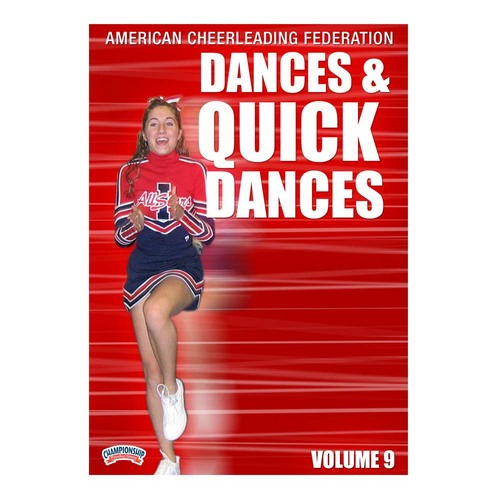 Dances & Quick Dances Volume 9 : C02417B