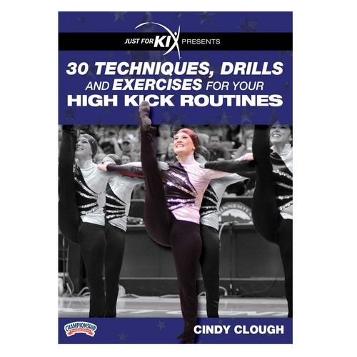 High Kick Technique Routines : CHD3545