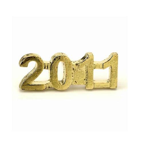 2011 Metal Awards Pin : CL2011