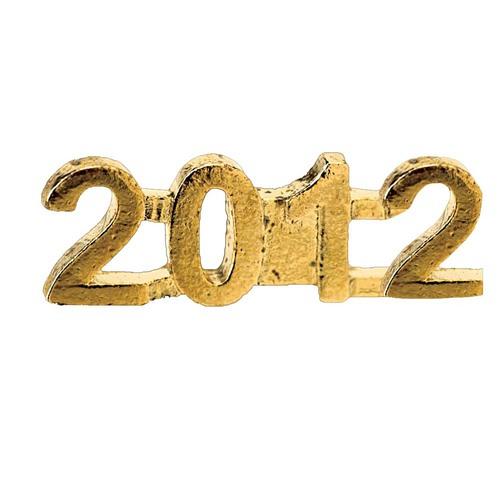 2012 Metal Award Pin : CL2012