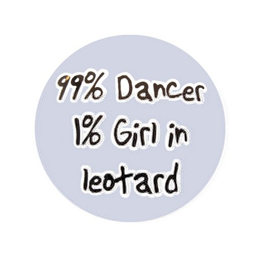 99% Dancer Pin : DK-4