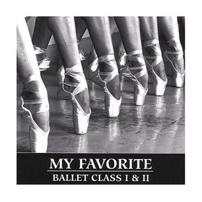 Lisa Harris Ballet I & II CD