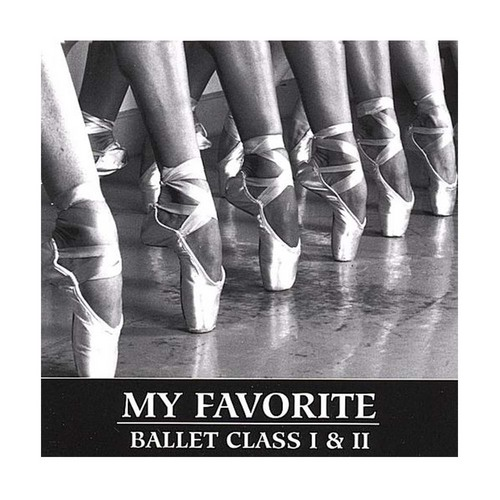 Lisa Harris Ballet I & II CD : LH-13