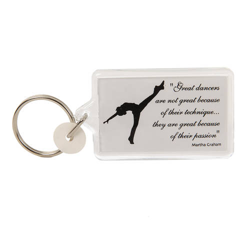 Great Dancers Keyring : NMN160