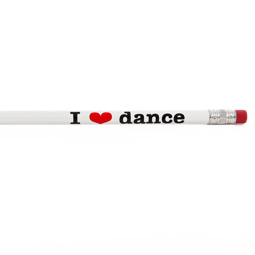 I Love Dance Pencil : NMN205