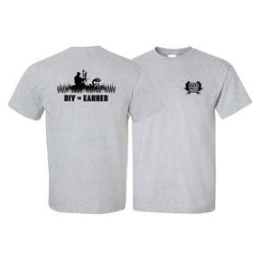 DIY Earned T-Shirt