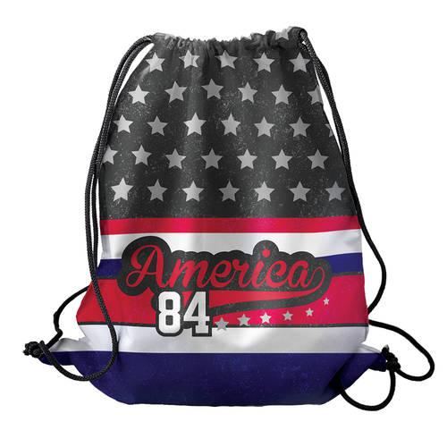 MOVE U American Custom Team Cinch Sack : SF1012