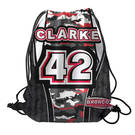 MOVE U Digi Camo Custom Team Cinch Sack : SF1038