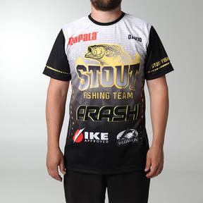 MOVE U Fog Custom Short Sleeve Fishing Jersey