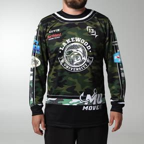 MOVE U Scope Custom Long Sleeve Fishing Jersey