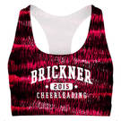 MOVE U Incline Custom Cheer Bra Top: GP019