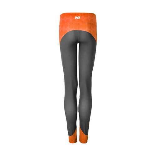 MOVE U Toned Custom Mid-Rise Cheer Leggings : GP029
