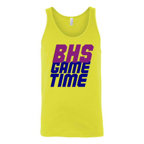 MoveU Unisex Game Time Jersey Tank : GP056