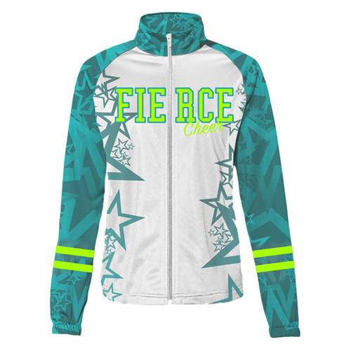 MOVE U Shine Custom Cheer Team Jacket : GP073