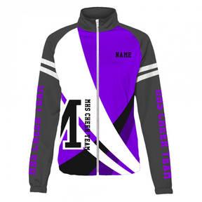 MOVE U Victor Custom Cheer Team Jacket