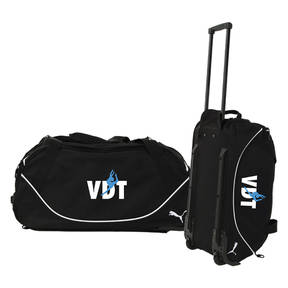 MOVE U Custom Amp Rolling Duffle Bag