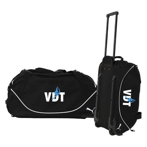 MOVE U Custom Amp Rolling Duffle Bag : GP1016