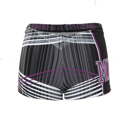 MOVE U Screech Custom Booty Shorts : GP1024