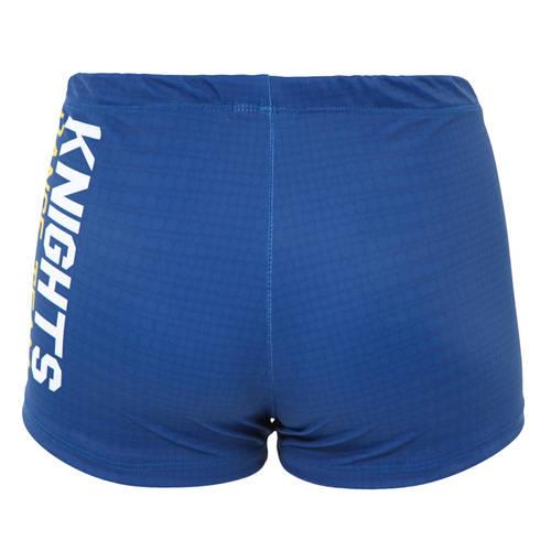 MOVE U Colorblock Custom Booty Shorts : GP1082