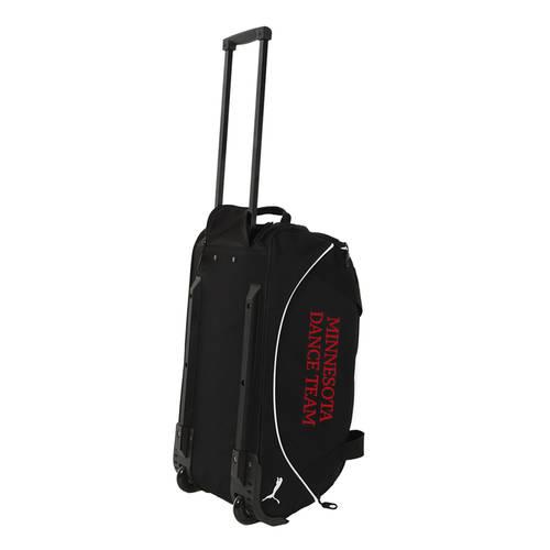 MOVE U Custom College Rolling Bag : GP1257