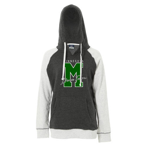MOVE U College Custom Hooded Sweatshirt : GP1259_
