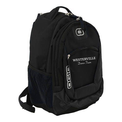 MOVE U Custom Wave Backpack : GP1262
