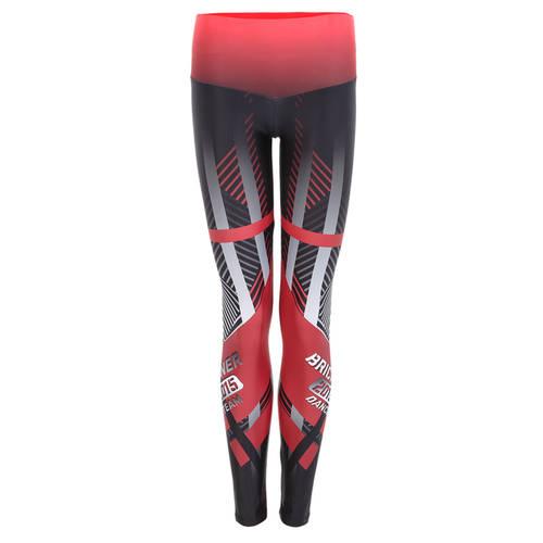 MOVE U Arrow Custom Mid-Rise Dance Leggings : GP183