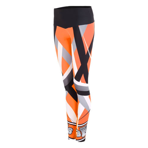 MOVE U Swirl Custom Mid-Rise Dance Leggings : GP196