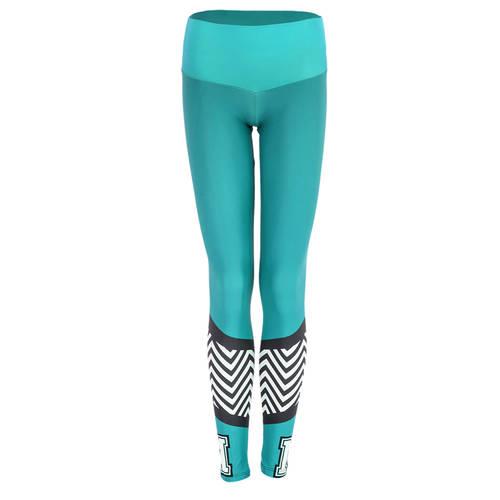 MOVE U Zag Custom Mid-Rise Dance Leggings : GP196