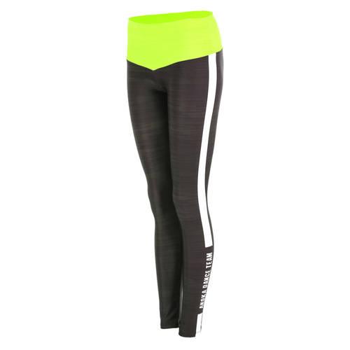 MOVE U Sleet Custom Mid-Rise Dance Leggings : GP198