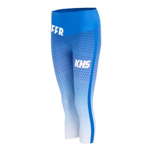 MOVE U Chills Capri Custom Mid-Rise Cheer Leggings : GP217