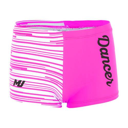 MOVE U Power Custom Dance Booty Shorts : GP218