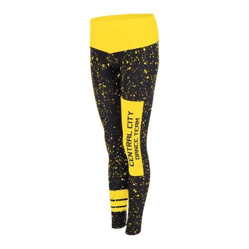 MOVE U Trooper Custom Mid-Rise Dance Leggings : GP247