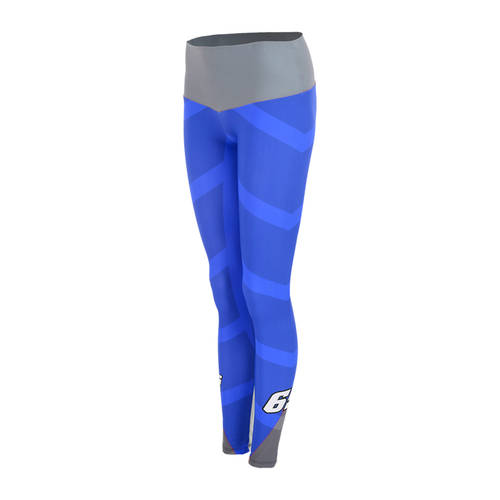 MOVE U Bridge Custom Mid-Rise Dance Leggings : GP260