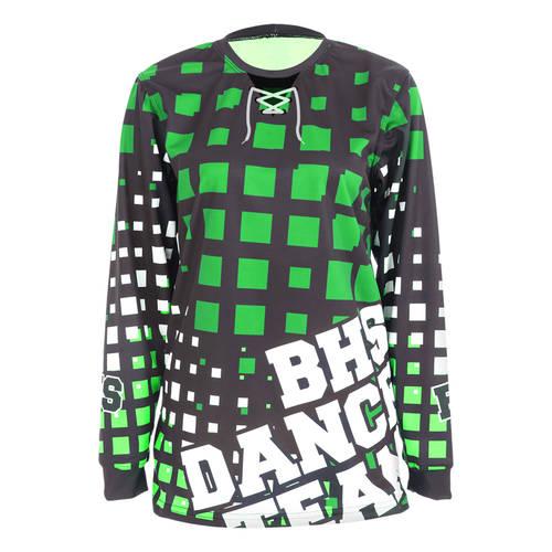 MOVE U Matrix Custom Dance Team Jersey : GP268