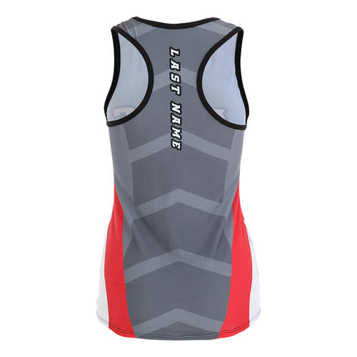 MOVE U Bridge Custom Racerback Dance Tank Top : GP274