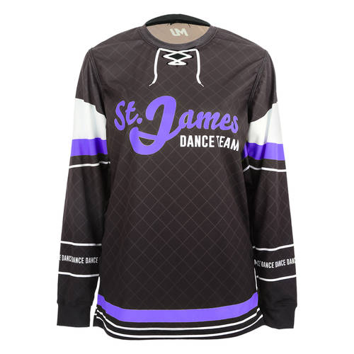 MOVE U Nytro Custom Dance Team Jersey : GP281