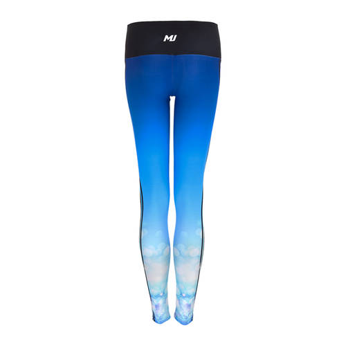 MOVE U Sparkle Custom Mid-Rise Dance Leggings : GP293