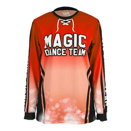 MOVE U Sparkle Custom Dance Team Jersey : GP300